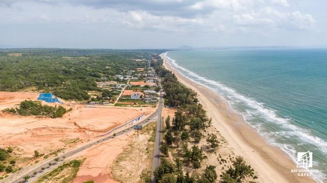 Toàn cảnh cung đường nghìn tỷ ven biển Bình Thuận, nơi đang thu hút mạnh dòng vốn đầu tư dự án lớn - Ảnh 8.