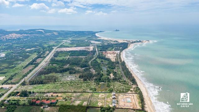 Toàn cảnh cung đường nghìn tỷ ven biển Bình Thuận, nơi đang thu hút mạnh dòng vốn đầu tư dự án lớn - Ảnh 13.