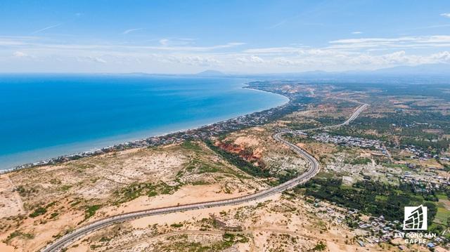 Toàn cảnh cung đường nghìn tỷ ven biển Bình Thuận, nơi đang thu hút mạnh dòng vốn đầu tư dự án lớn - Ảnh 22.