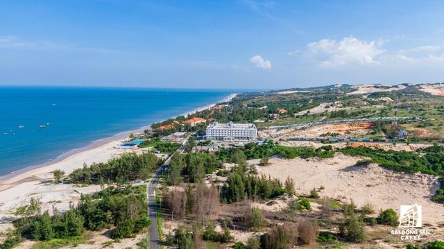Toàn cảnh cung đường nghìn tỷ ven biển Bình Thuận, nơi đang thu hút mạnh dòng vốn đầu tư dự án lớn - Ảnh 18.