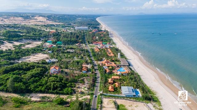 Toàn cảnh cung đường nghìn tỷ ven biển Bình Thuận, nơi đang thu hút mạnh dòng vốn đầu tư dự án lớn - Ảnh 17.