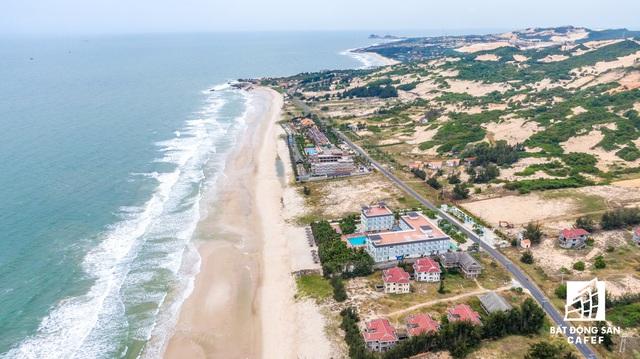 Toàn cảnh cung đường nghìn tỷ ven biển Bình Thuận, nơi đang thu hút mạnh dòng vốn đầu tư dự án lớn - Ảnh 16.