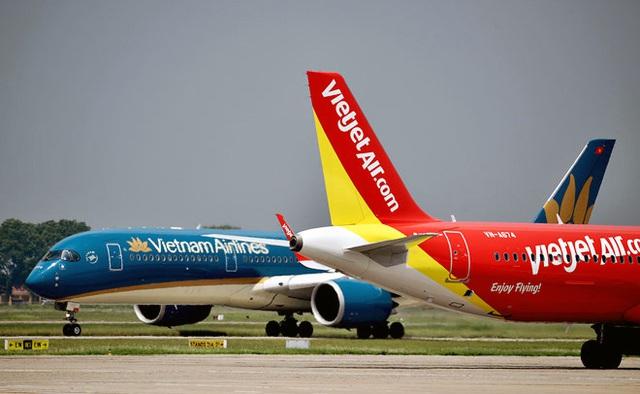 Ngược chiều nới rồi siết, hàng không Việt lo lỡ cơ hội - Ảnh 2.