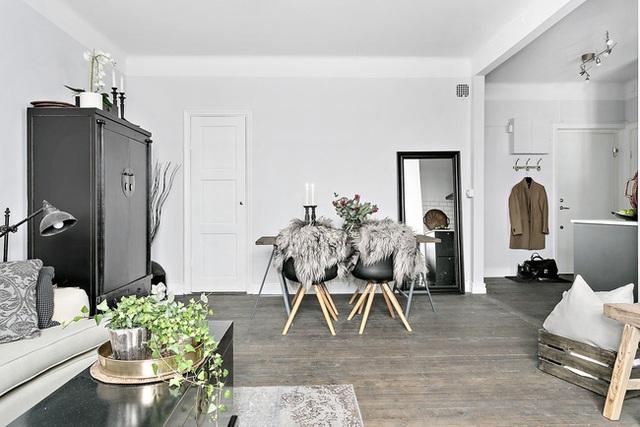 Chỉ vỏn vẹn 44m² nhưng căn hộ này đã khiến cho ai nhìn thấy cũng phải ngạc nhiên vì sự ăn gian diện tích đáng nể - Ảnh 9.