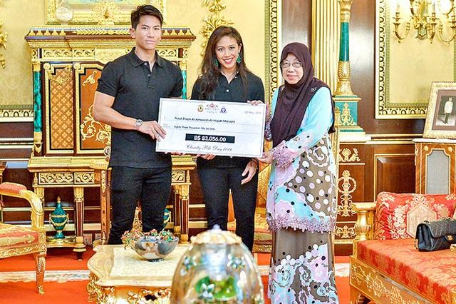 Hoàng gia Brunei cử 4 thành viên tham dự SEA Games 2019: Hoàng tử tài giỏi điển trai, công chúa xinh đẹp, học vị cao đáng ngưỡng mộ - Ảnh 6.