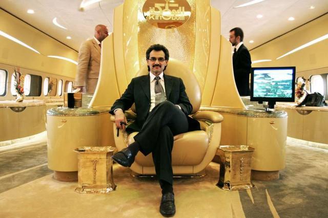 [Quy tắc đầu tư vàng] Al-Waleed Bin Talal – Hoàng tử tỷ phú chia sẻ công thức làm giàu từ đầu tư cổ phiếu - Ảnh 1.