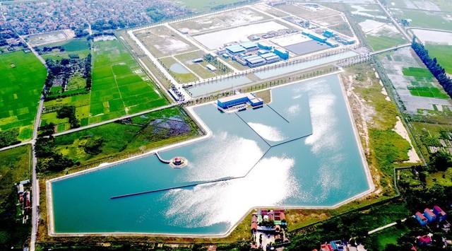 Giá nước sông Đuống đắt gấp đôi: Vạn dân Hà Nội gánh nước giá đắt - Ảnh 1.