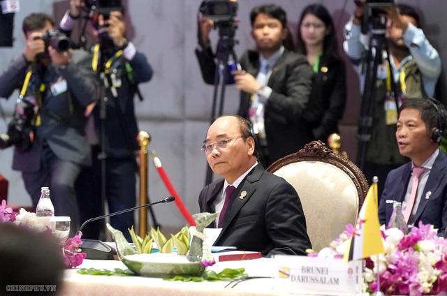 Chùm ảnh: Thủ tướng dự Hội nghị cấp cao ASEAN và gặp lãnh đạo các nước - Ảnh 3.
