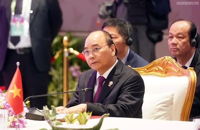 Chùm ảnh: Thủ tướng dự Hội nghị cấp cao ASEAN và gặp lãnh đạo các nước - Ảnh 6.