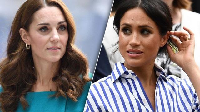 Meghan Markle chi hơn 350 triệu đồng làm thêm hàng rào thứ ba quanh dinh thự gây ra tranh cãi trong khi chị dâu Kate lại có hành động cao tay này - Ảnh 2.