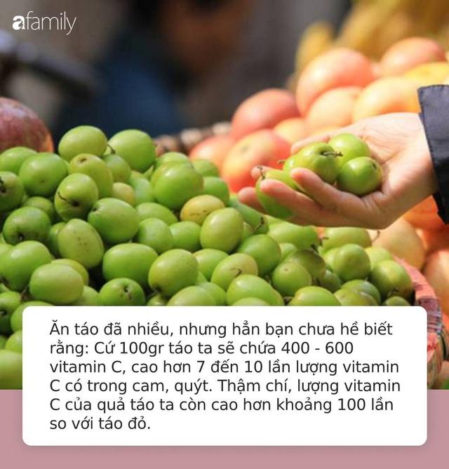 Loại quả giòn tan, nhiều vitamin gấp 10 lần cam, quýt này đang vào mùa: Hãy tranh thủ mua về ăn và tận dụng chữa vô số bệnh - Ảnh 1.