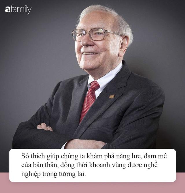 Muốn con giàu như tỷ phú Warren Buffett thì hãy dạy trẻ điều sau: Chọn bạn mà chơi, ai giỏi hơn mình thì kết thân ngay lập tức - Ảnh 3.
