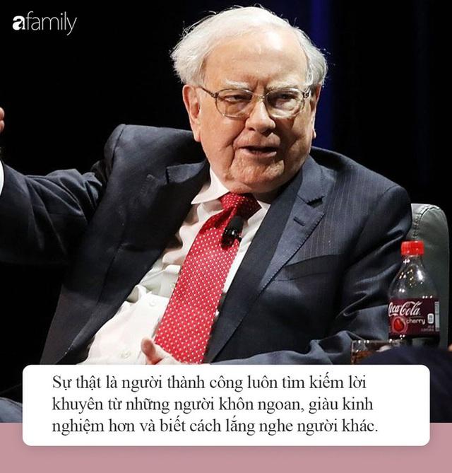 Muốn con giàu như tỷ phú Warren Buffett thì hãy dạy trẻ điều sau: Chọn bạn mà chơi, ai giỏi hơn mình thì kết thân ngay lập tức - Ảnh 4.