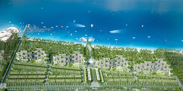 Toàn cảnh cung đường nghìn tỷ ven biển Bình Thuận, nơi đang thu hút mạnh dòng vốn đầu tư dự án lớn - Ảnh 19.