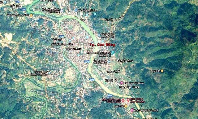 Cao Bằng chỉ định nhà đầu tư dự án đô thị gần 900 tỷ đồng - Ảnh 1.