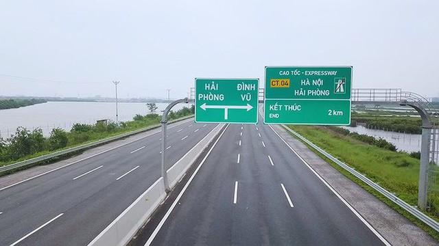 Chính phủ tìm cách trả khoản nợ 4.000 tỷ làm cao tốc Hà Nội-Hải Phòng - Ảnh 1.