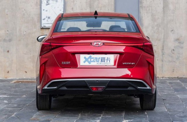 Ảnh thực tế đối thủ trực tiếp của Toyota Vios vừa ra mắt: Kiểu dáng phá cách, nhiều công nghệ, giá rẻ - Ảnh 7.
