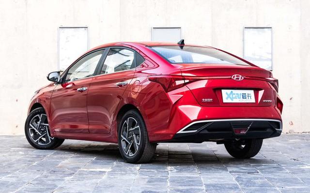 Ảnh thực tế đối thủ trực tiếp của Toyota Vios vừa ra mắt: Kiểu dáng phá cách, nhiều công nghệ, giá rẻ - Ảnh 8.