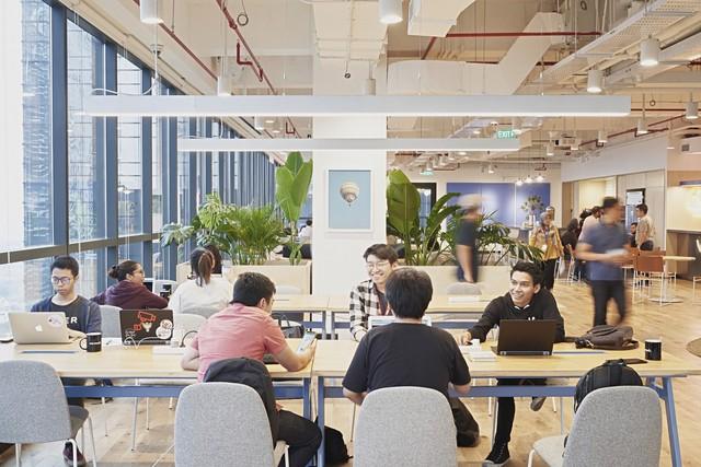 WeWork sẽ mở hai địa điểm mới ở Việt Nam - Ảnh 1.