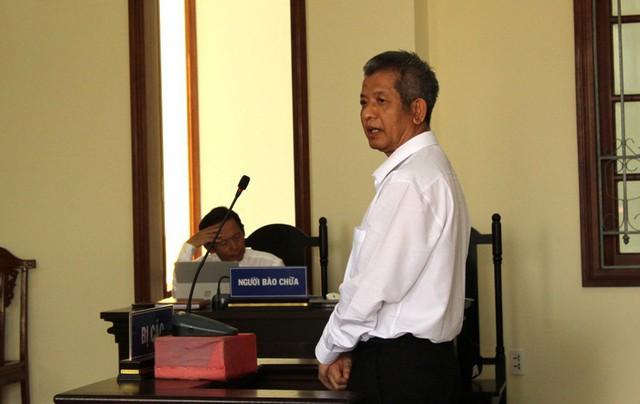 Vụ thiệt hại 1.800 tỉ: VKS đề nghị giảm án cho 1/10 bị cáo - Ảnh 1.
