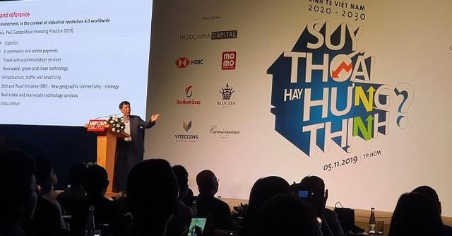 """""""Nhà đầu tư ngoại vào Việt Nam, không chỉ là vấn đề thị trường 100 triệu dân"""" - Ảnh 1."""