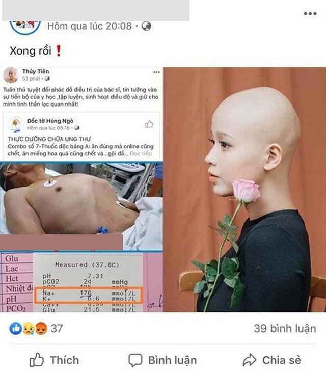 Áp dụng thực dưỡng chữa ung thư: Đừng để chết vì niềm tin mù quáng và thiếu hiểu biết - Ảnh 3.