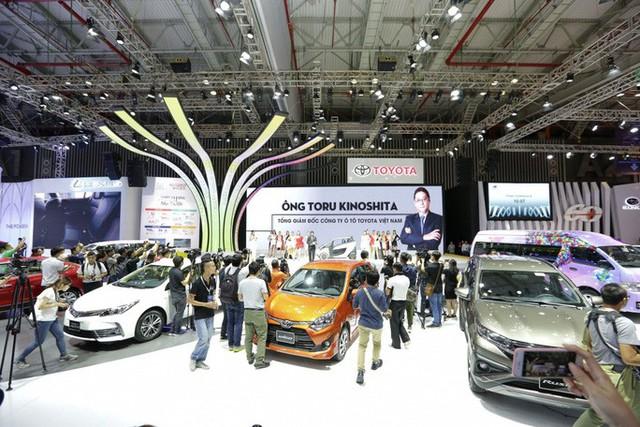 Ôtô giảm giá 200-300 triệu đồng không còn là chuyện hiếm - Ảnh 4.