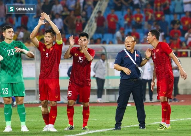 HLV Park Hang-seo ký hợp đồng 3 năm, được trao thêm quyền lực - Ảnh 1.
