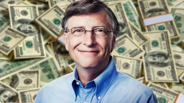 Trong suốt 24 năm liên tiếp dẫn đầu danh sách tỷ phú, Bill Gates vẫn tự nhận mình chẳng giàu có bằng người này: Bởi vì tiền chẳng thể giải quyết tất cả! - Ảnh 1.