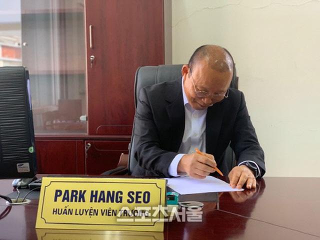 Một điều khoản trong hợp đồng của HLV Park Hang-seo với VFF được cài bí mật vì quá nhạy cảm - Ảnh 3.