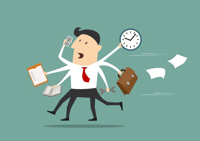 Lý do khiến bạn luôn cảm thấy 24h một ngày là không đủ và 5 chiến thuật giúp cải thiện hiệu quả vấn đề này - Ảnh 3.
