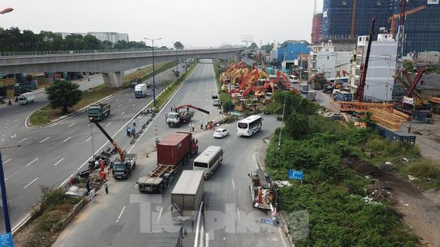 Nhìn từ trên cao nút giao thông cửa ngõ phía Đông Sài Gòn vừa thông xe - Ảnh 7.