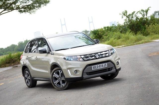 Một số mẫu xe SUV cũ nổi bật trong tầm giá 600 triệu đồng - Ảnh 3.
