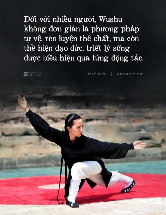Hành trình của Wushu: Từ môn võ tổng hợp tinh hoa các võ phái cổ truyền nổi tiếng Thiếu Lâm, Nga Mi đã trở thành mỏ vàng của thể thao Việt Nam - Ảnh 1.