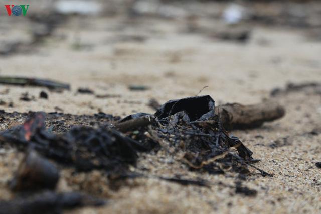 Khắc phục môi trường vì dầu tràn sau sự chìm tàu hàng 9.000 tấn - Ảnh 3.