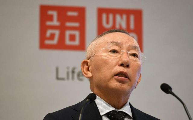 Chân dung ông chủ Uniqlo vừa mở cửa hàng đầu tiên tại Việt Nam - Ảnh 1.