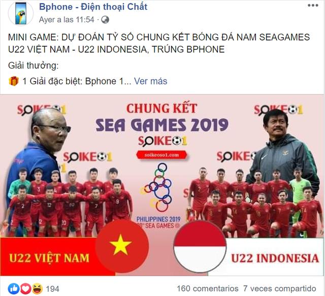 Chạy đua khuyến mại trước trận chung kết U22 Việt Nam và U22 Indonesia - Ảnh 1.