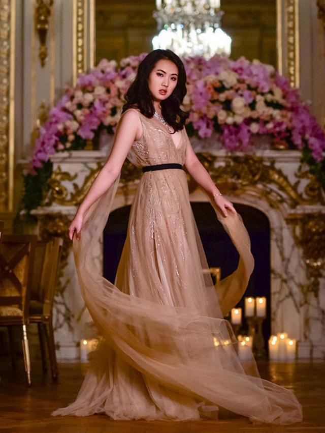 Ái nữ xinh đẹp của tập đoàn Huawei: Học ở Harvard, múa ba lê thần sầu nhưng lại tự miêu tả mình bằng 1 từ ít ai ngờ  - Ảnh 4.