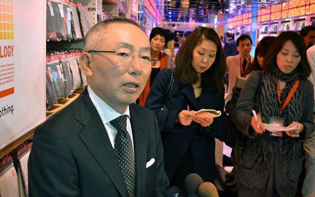 Chân dung ông chủ Uniqlo vừa mở cửa hàng đầu tiên tại Việt Nam - Ảnh 6.