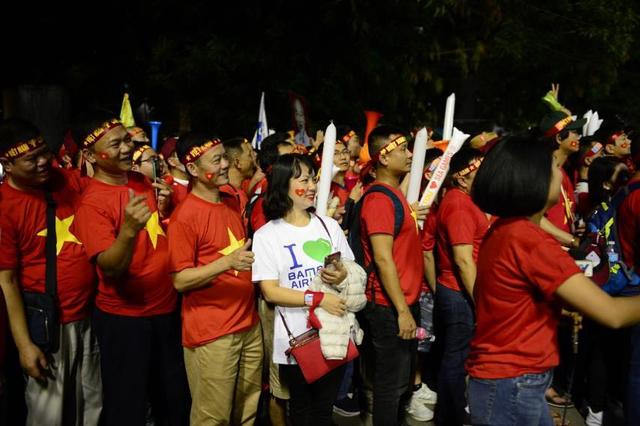 LIVE SEA Games 30: Thắng Indonesia 3-0, Việt Nam giành Huy chương vàng Bóng đá nam - Ảnh 21.