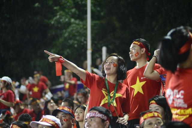LIVE SEA Games 30: Thắng Indonesia 3-0, Việt Nam giành Huy chương vàng Bóng đá nam - Ảnh 23.