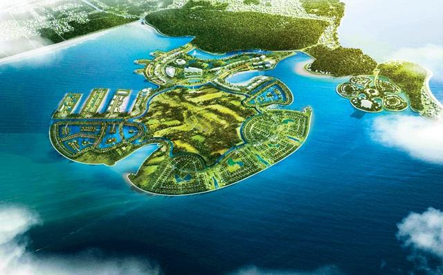 Tham vọng lớn của ông chủ Geleximco Vũ Văn Tiền ở Hòa Bình, Hưng Yên và Hải Phòng - Ảnh 1.