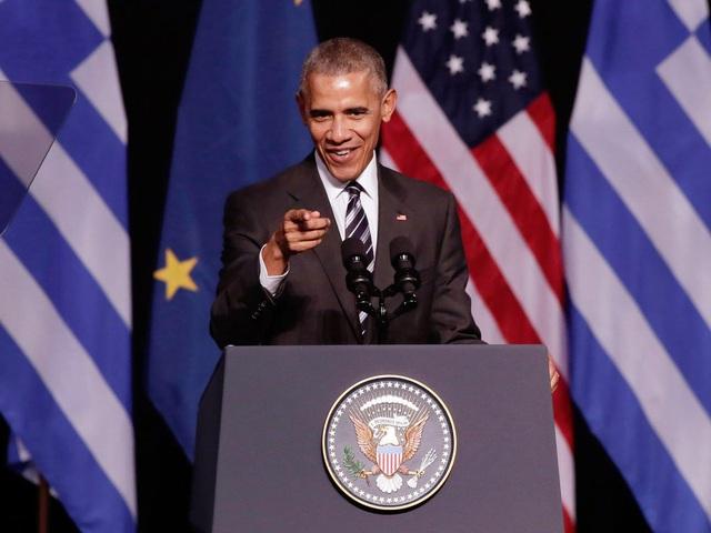 Rời Nhà Trắng, thu nhập khủng của cựu Tổng thống Obama đến từ đâu? - Ảnh 2.