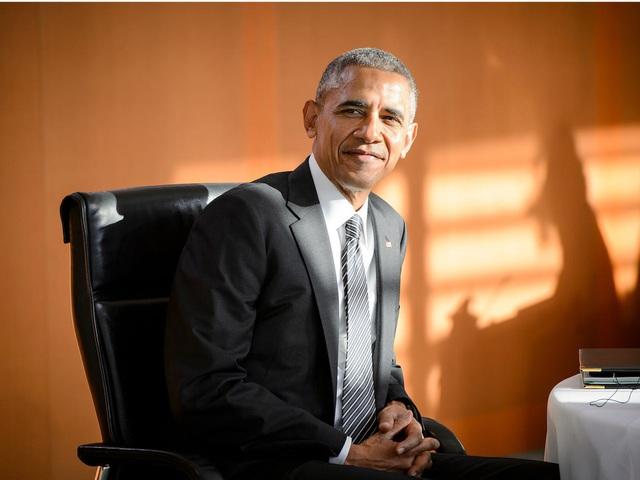 Rời Nhà Trắng, thu nhập khủng của cựu Tổng thống Obama đến từ đâu? - Ảnh 16.