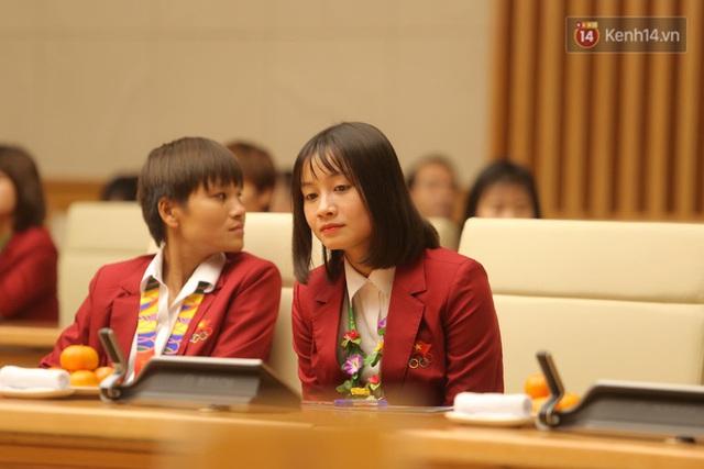 Thủ tướng Nguyễn Xuân Phúc gặp mặt và dùng bữa tối thân mật với các nhà vô địch SEA Games 30 - Ảnh 5.