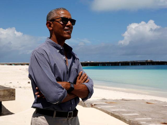 Rời Nhà Trắng, thu nhập khủng của cựu Tổng thống Obama đến từ đâu? - Ảnh 9.