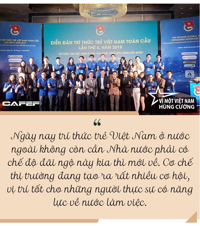 TS Đinh Ngọc Thạnh: Một người như mình thì chẳng làm được gì cả, nhưng một triệu bạn trẻ Việt Nam ra thế giới mang kiến thức về thì… - Ảnh 5.
