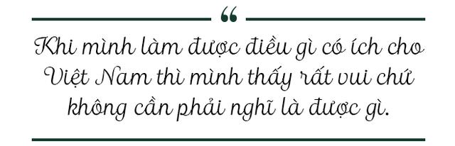 TS Đinh Ngọc Thạnh: Một người như mình thì chẳng làm được gì cả, nhưng một triệu bạn trẻ Việt Nam ra thế giới mang kiến thức về thì… - Ảnh 9.