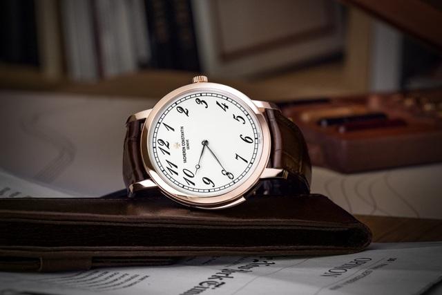 Thương hiệu đồng hồ dành cho giới thượng lưu cùng lúc cho ra mắt 11 mẫu đồng hồ điểm chuông độc đáo - Ảnh 1.