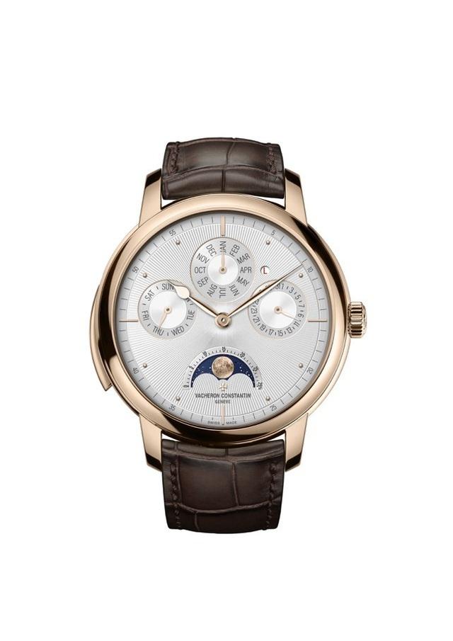 Thương hiệu đồng hồ dành cho giới thượng lưu cùng lúc cho ra mắt 11 mẫu đồng hồ điểm chuông độc đáo - Ảnh 2.